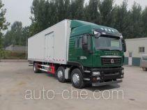 汕德卡牌ZZ5206XXYN56CGE1型厢式运输车