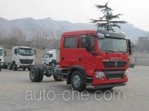 豪沃牌ZZ5207TXFV471GE5型消防车底盘
