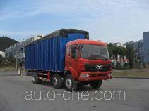 Homan ZZ5208CPYGC3CB0 soft top box van truck
