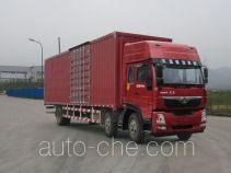 Homan ZZ5208XXYKC0EB0 box van truck