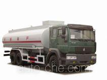 斯达-斯太尔牌ZZ5231GJYK3841W型加油车