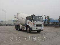 豪曼牌ZZ5238GJBG47EB0型混凝土搅拌运输车