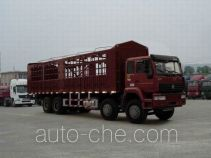 Sida Steyr ZZ5241CLXM3861C1 грузовик с решетчатым тент-каркасом