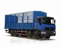 Sida Steyr ZZ5241CLXM4661WL грузовик с решетчатым тент-каркасом