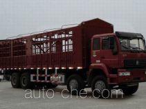 Sida Steyr ZZ5241CLXN3861C1 грузовик с решетчатым тент-каркасом