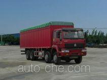 斯达-斯太尔牌ZZ5241XXBN3861C1型篷式运输车