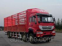 Sida Steyr ZZ5251CCYK48CGD1 stake truck