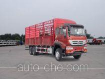 Sida Steyr ZZ5251CCYM5441D1 stake truck