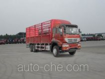 Sida Steyr ZZ5251CCYM5641D1 stake truck