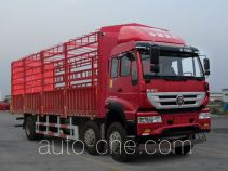 Sida Steyr ZZ5251CCYM56CGD1 грузовик с решетчатым тент-каркасом