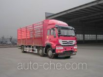 Sida Steyr ZZ5251CCYM56CGE1L грузовик с решетчатым тент-каркасом