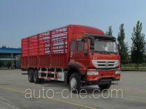 Sida Steyr ZZ5251CCYM6041D1 stake truck