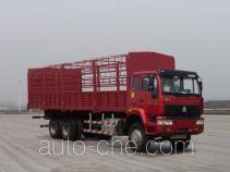 Sida Steyr ZZ5251CLXM4441C1 грузовик с решетчатым тент-каркасом