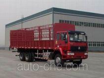 Sida Steyr ZZ5251CLXM4641C1 грузовик с решетчатым тент-каркасом