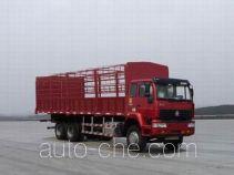 Sida Steyr ZZ5251CLXM4841C1 грузовик с решетчатым тент-каркасом