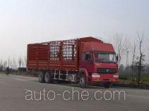 Sida Steyr ZZ5251CLXM5241V stake truck
