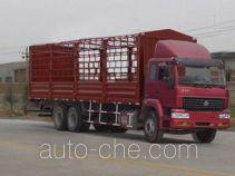 Sida Steyr ZZ5251CLXM5241W stake truck