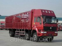 Sida Steyr ZZ5251CLXM52C1C1 грузовик с решетчатым тент-каркасом