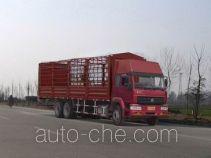 Sida Steyr ZZ5251CLXM5641V stake truck