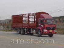 Sida Steyr ZZ5251CLXM5641W stake truck