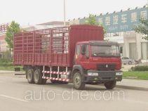 Sida Steyr ZZ5251CLXM5841W stake truck