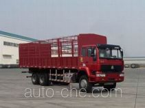 Sida Steyr ZZ5251CLXM6041C1 грузовик с решетчатым тент-каркасом