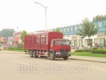Sida Steyr ZZ5251CLXM6041W грузовик с решетчатым тент-каркасом