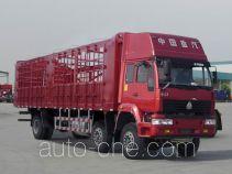Sida Steyr ZZ5251CLXM60C1C1 грузовик с решетчатым тент-каркасом