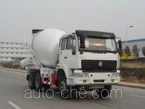 斯达-斯太尔牌ZZ5251GJBN3241C1型混凝土搅拌运输车