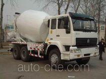 斯达-斯太尔牌ZZ5251GJBN3641C型混凝土搅拌运输车