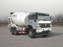 Sida Steyr ZZ5251GJBN4241D1 concrete mixer truck