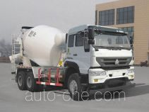 斯达-斯太尔牌ZZ5251GJBN4241E1L型混凝土搅拌运输车