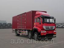 Sida Steyr ZZ5251XXYN56C1E1L box van truck