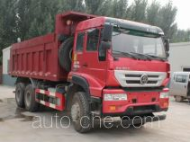 斯达-斯太尔牌ZZ5251ZLJN364GE1型自卸式垃圾车