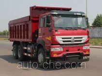 斯达-斯太尔牌ZZ5251ZLJN3841D1型自卸式垃圾车