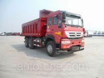 斯达-斯太尔牌ZZ5251ZLJN3841E1L型自卸式垃圾车