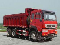 斯达-斯太尔牌ZZ5251ZLJN384GD1型自卸式垃圾车