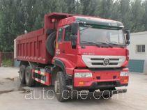 Sida Steyr ZZ5251ZLJN384GE1 dump garbage truck