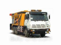 Sida Steyr ZZ5252TXJM3840F slurry seal coating truck