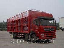 斯达-斯太尔牌ZZ5253CCQM56CGE1型畜禽运输车