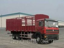Sida Steyr ZZ5253CLXM4641C1 грузовик с решетчатым тент-каркасом