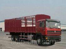 Sida Steyr ZZ5253CLXM5241C1 грузовик с решетчатым тент-каркасом