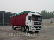 斯达-斯太尔牌ZZ5253CPYM56C1C1A型蓬式运输车