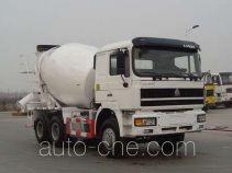 斯达-斯太尔牌ZZ5253GJBM3241C1型混凝土搅拌运输车