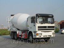 斯达-斯太尔牌ZZ5253GJBM4241C1型混凝土搅拌运输车