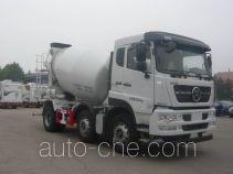 斯达-斯太尔牌ZZ5253GJBN27CGD1型混凝土搅拌运输车