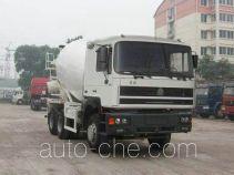 斯达-斯太尔牌ZZ5253GJBN3241C型混凝土搅拌运输车