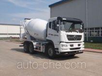 斯达-斯太尔牌ZZ5253GJBN324GE1型混凝土搅拌运输车