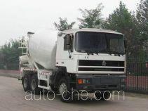 斯达-斯太尔牌ZZ5253GJBN3641C型混凝土搅拌运输车