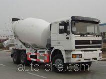 斯达-斯太尔牌ZZ5253GJBN4241C1型混凝土搅拌运输车